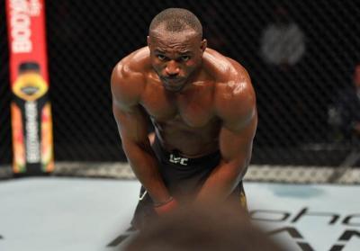 Kamaru Usman, Petarung Muslim yang Jadi Penguasa di Kelas Welter UFC