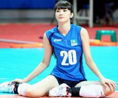 3 Prinsip Hidup Pevoli Cantik Kazakhstan Sabina Altynbekova