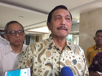 Indonesia Terkena Dampak Resesi Singapura? Menko Luhut: Kita Lihat Nanti