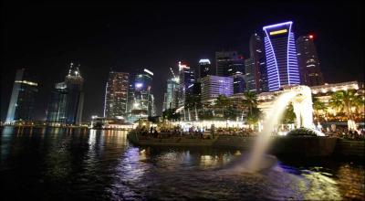 Lockdown buat Ekonomi Singapura Masuk Jurang Resesi