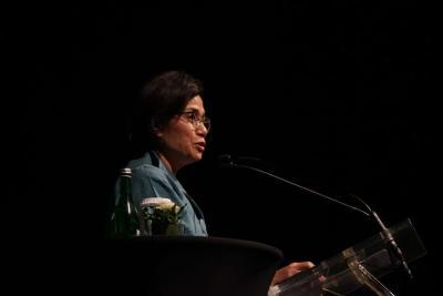Hari Pajak di Tengah Covid-19, Sri Mulyani: Kita Tak Menyerah meski  Tugas Berat
