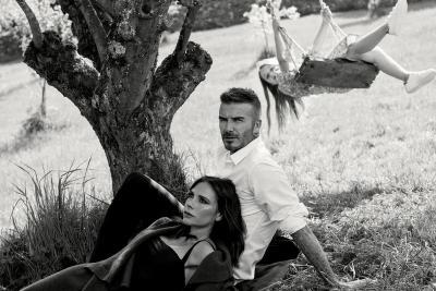 David dan Victoria Beckham Pilih Rumah Mewah untuk Kado Pernikahan sang Putra