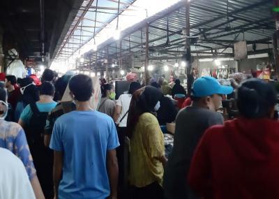 Pasar Youtefa Papua Jadi Klaster Penularan Terbesar Covid-19