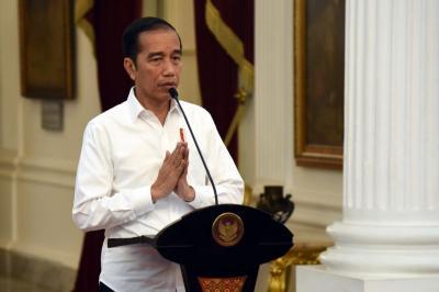 Jokowi Minta Pandemi Covid-19 Dimanfaatkan untuk Lompatan Kemajuan