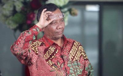 Kejar Djoko Tjandra, Mahfud MD Aktifkan Lagi Tim Pemburu Koruptor