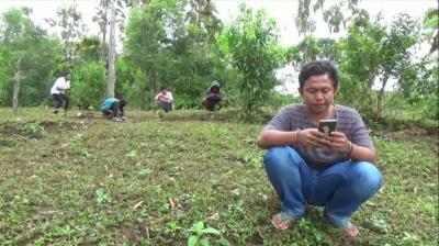 Pandemi Covid-19, Pemerintah Janji 2022 Seluruh Indonesia Terhubung Secara Daring