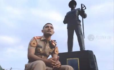 Daniel Denis Maurits Nambrasar, Taruna Akademi Asli Papua yang Dilantik Presiden Jokowi