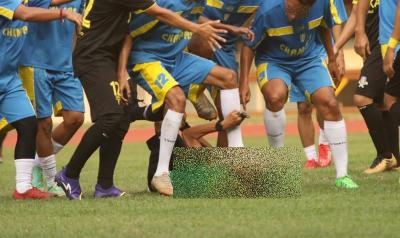 Viral Wasit Diinjak dalam Sepakbola Tarkam, Ini Faktanya