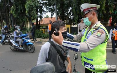 Ini 15 Pelanggaran yang Bakal Diterapkan Tilang Selama PSBB Transisi di Jakarta