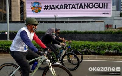 Laju Insidensi Covid-19 Jakarta Paling Tinggi, Capai 123,74 per 100 Ribu Penduduk