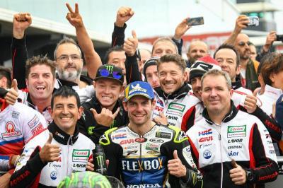 Crutchlow Masih Berharap Jadi Pembalap LCR Honda di MotoGP 2021