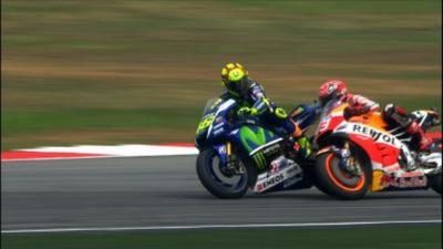 Selangkah Lagi Samai Rekor Rossi, Marquez: Itu Bukan Tujuan Saya