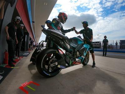 Sebelum Rangkaian MotoGP Spanyol 2020, Para Pembalap Ikuti Tes di Jerez