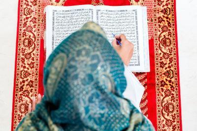 Lagi Galau, Yuk Baca 5 Ayat Alquran Ini Biar Hati Tenang