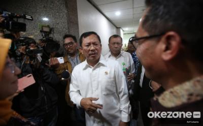 Menkes Terawan Dicecar DPR soal Anggaran Kesehatan yang Bikin Jokowi Marah