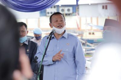 Tak  Ditenggelamkan, Kapal Ilegal Dihibahkan ke Kampus Perikanan