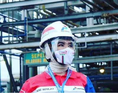 Bos Pertamina Melepas Rindu, Ingat Jadi Engineer Bangun Pabrik Pupuk
