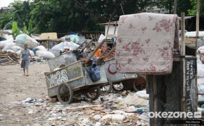 Jumlah Penduduk Miskin di Indonesia Naik Jadi 26,4 Juta Orang