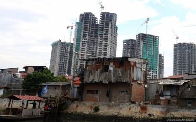 Penduduk Miskin di Perkotaan Naik 1,3 Juta Orang, Penambahannya Lebih Banyak dari Desa