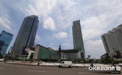 Cuaca Ibu Kota Diprakirakan Cerah Sepanjang Hari