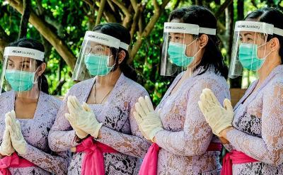 Kemenparekraf Ajak Masyarakat Tumbuhkan Semangat Indonesia Care Lawan Covid-19