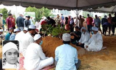 Santri Tahfidz Alquran Meninggal Kecelakaan, Wajahnya Bersih Seperti Orang Tidur