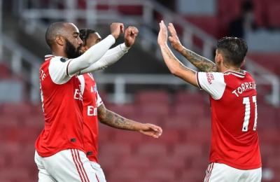 Arsenal vs Liverpool, <i>The Gunners</i> Bungkam sang Juara di Emirates Stadium