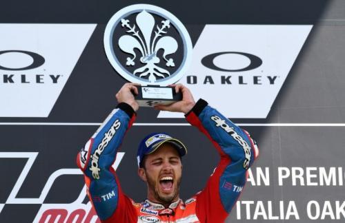 Andrea Dovizioso Jadi Runner-Up MotoGP 2017, Cal Crutchlow: Saya Tidak Heran