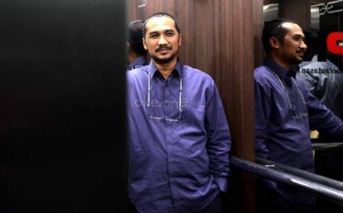 Abraham Samad: Mahasiswa Jangan Apatis terhadap Perilaku Korupsi