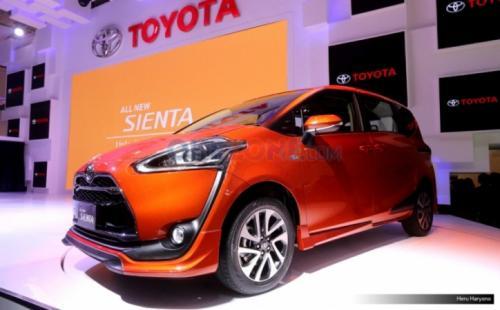 Pamor Toyota Sienta Bikinan Indonesia Lebih Moncer di Luar Negeri