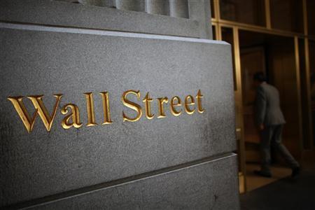 Perang Dagang 'Memanas', Wall Street Dibuka Turun