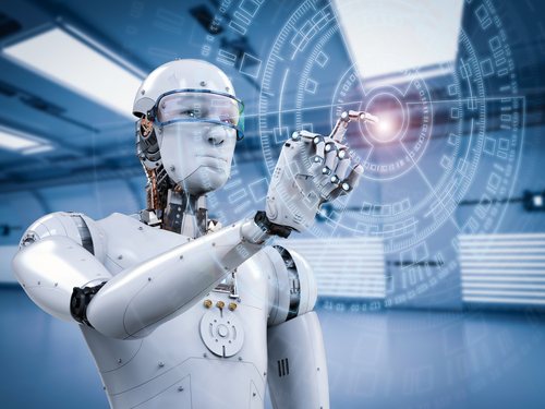 Robot Bakal Gantikan Pekerjaan Manusia 50 Tahun Lagi