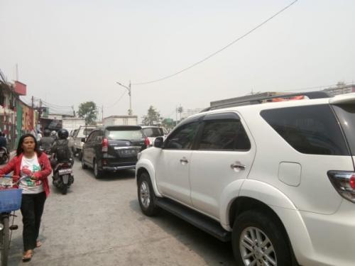 Berikut Titik Kemacetan di Jakarta Pagi Ini