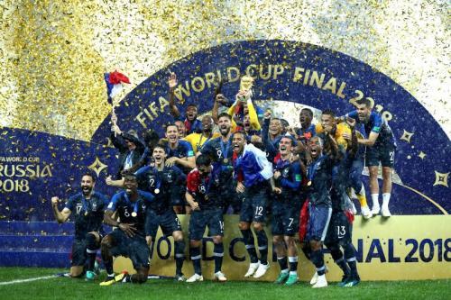 Mbappe Berharap Ballon dOr 2018 Milik Pemain Prancis