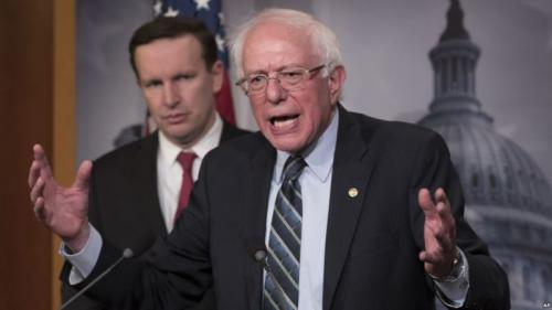Senat AS Putuskan Hentikan Dukungan ke Arab Saudi dalam Perang di Yaman dan Kecam MBS