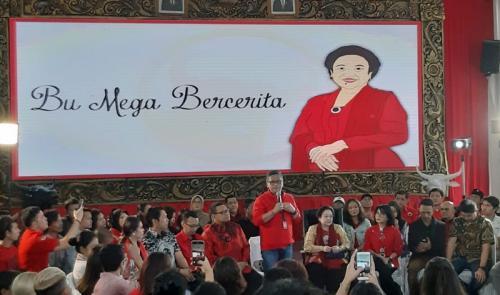 Kenyamanan Dinilai Jadi Penyebab Megawati Kembali Berikan Jabatan Sekjen kepada Hasto