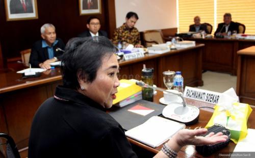 Rachmawati Sebut MPR Sekarang Kayak Macan Ompong