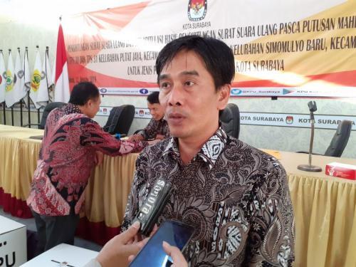 Pasca Hitung Ulang, Besok KPU Surabaya Tetapkan Caleg Terpilih