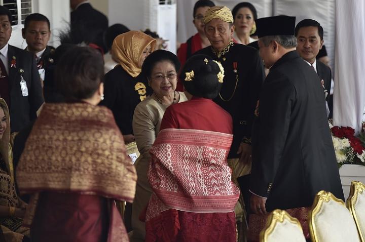 SBY-Megawati Bertemu di Istana, PKS: Masyarakat Menilai Ini Hasil Kerja Gemilang Jokowi