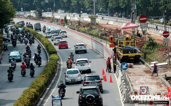 Larangan Sepeda Motor di Rasuna Said dan Sudirman, Menhub: Jangan Terlalu Ekstrem, Harus Bertahap